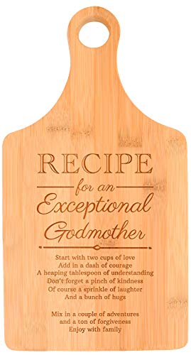 Godmother Bamboo Cutting Board