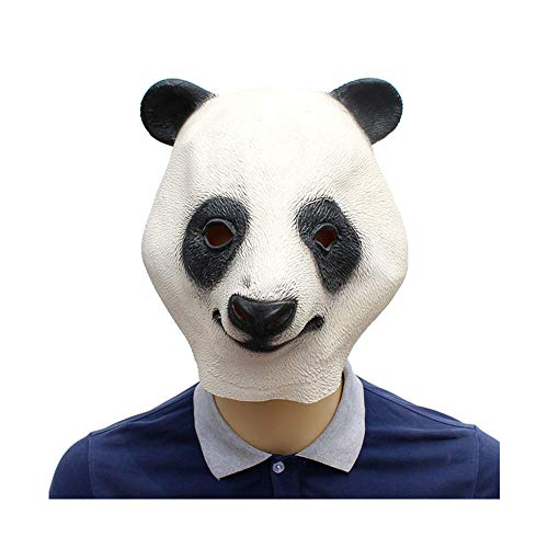 - Panda Kostüm Make Up