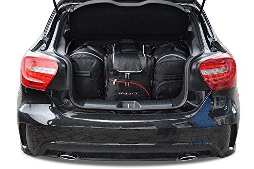 KJUST Taschen 4 STK kompatibel mit Mercedes-Benz A Hatchback W176 2012 - 2017