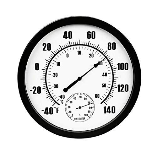 YUTRD ZCJUX. Thermometer Indoor Outdoor...