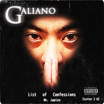 List of Confessions (feat. Galiano)