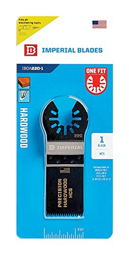 Best Review Of Imperial Blades LLC IBOA220-1 1-1/4 ONE FIT Japanese Precision HCS Blade