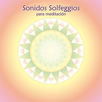 Sonidos Solfeggios para Meditación
