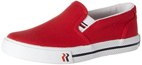Romika Unisex-Erwachsene Laser Bootsschuhe, Rot (Carmin), 50 EU
