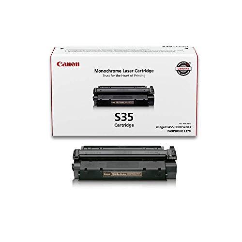 Canon 7833A001AA - Cartucho de tóner monocromo S35 para impresoras imageCLASS D300