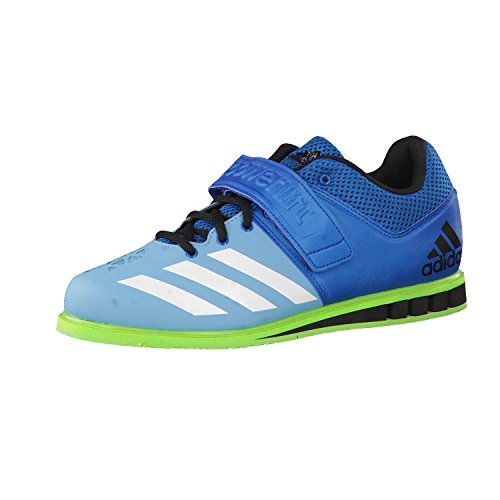 adidas Powerlift 3 Weightlifting Shoes - SS18-13.5 - Blue