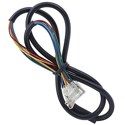 Dilwe Cable de Motor General para Scooter, Accesorios de Scooter de plástico Ajuste Altamente Sensible para Xiaomi M365 / Pro