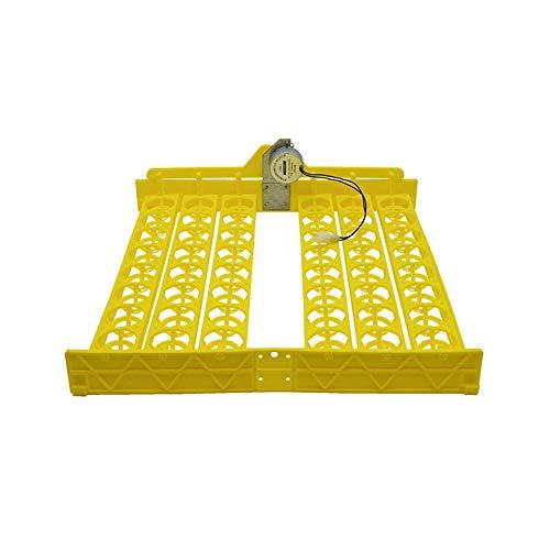 KEBY Automatischer Eierwender Brutkasten mit Drehmotor zum Schlüpfen von Hühner, Ente, Wachteln, Geflügel