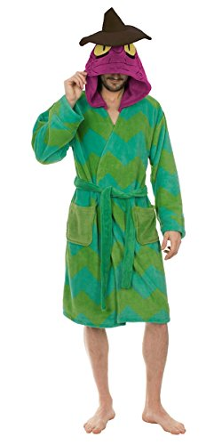 RICK AND MORTY Scary Terry Costume Robe, Large/X-Large