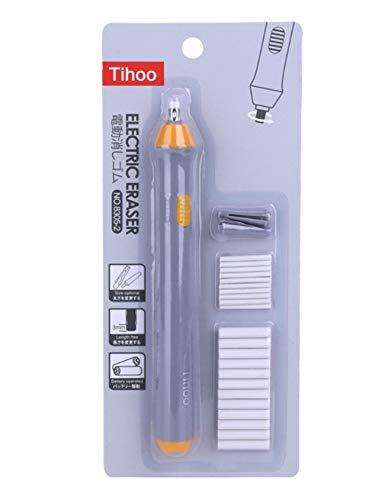 Bestgift - Goma de borrar eléctrica (22 unidades, 2,3 mm de diámetro,...