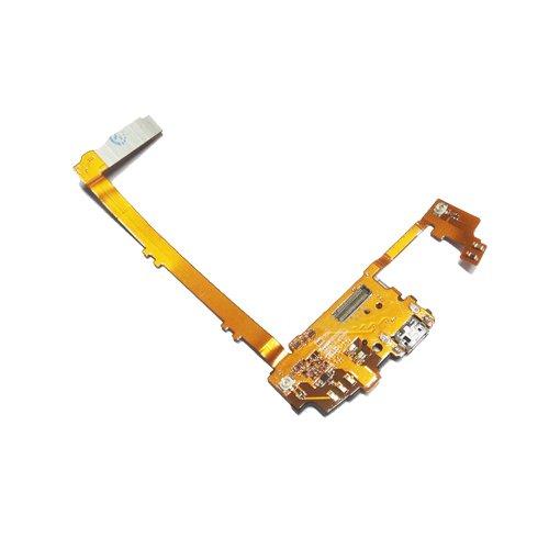 BisLinks® Ladegerät Ladekabel USB Dock Connector Flex Mikrofon Für LG Nexus 5 D820 D821