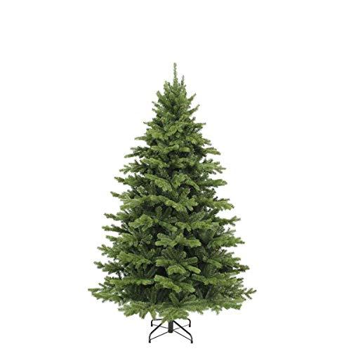 Triumph Tree Sherwood Weihnachtsbaum Deluxe Gruen Tips 3086-h260xd150cm, 260