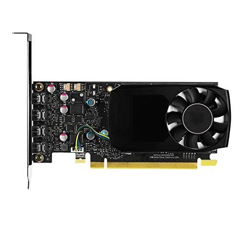WSDSB Fit For Leadtek NVIDIA Quadro P1000 4GB GDDR5 / 128BI / 82GBPS CUDA Core 640 Modeling Rendering/Gráficos Profesionales Usados Gráficos Tarjeta Gráfica GPU Tarjeta gráfica Performance
