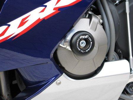 Satz GSG Moto Sturzpads passend für die Honda CBR 600 RR PC37 03-06