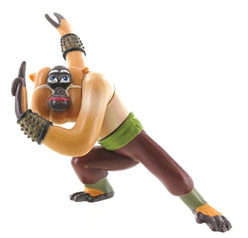 Comansi com-y99916Kung Fu Panda Monkey Figur