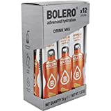 Bolero Sticks (12 x 3g), Orange