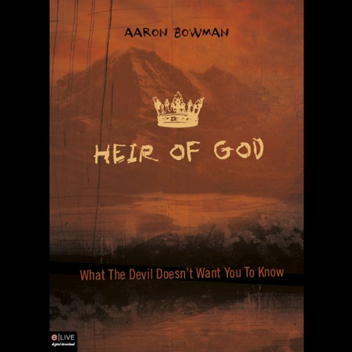 Heir of God audiobook cover art
