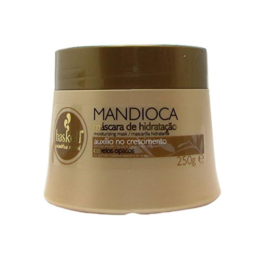 軽食聡明サスペンドHaskell Mandioca Hair Mask 250g [並行輸入品]