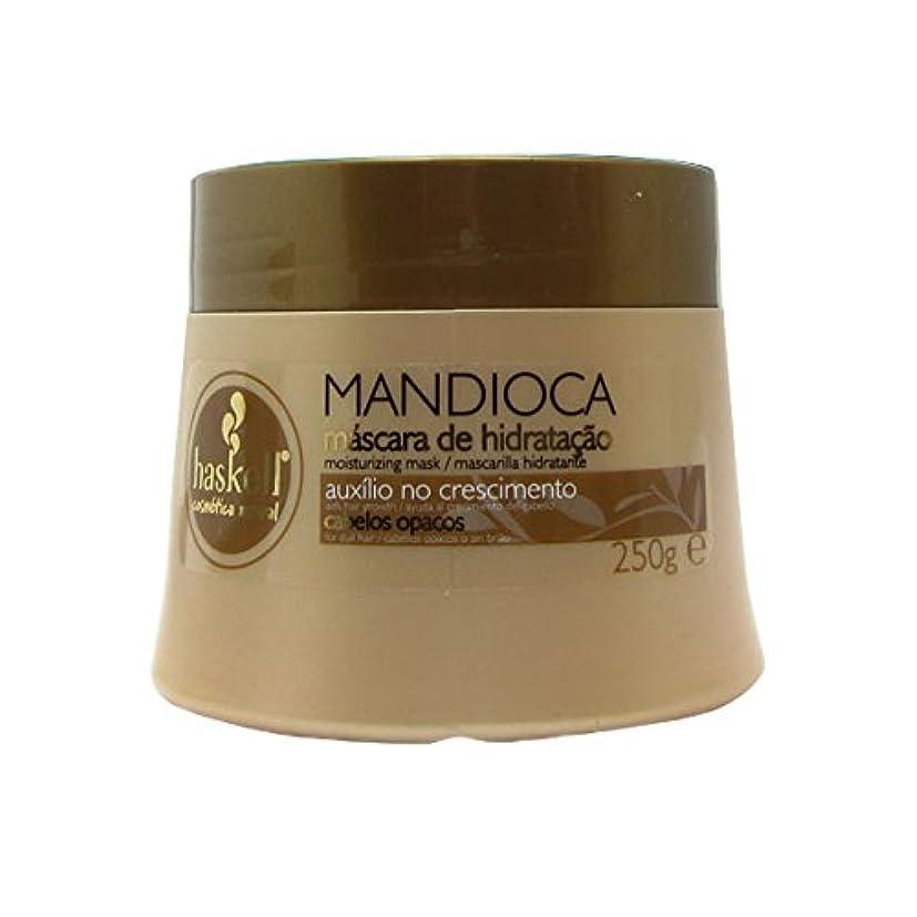 男性あごひげオリエンタルHaskell Mandioca Hair Mask 250g [並行輸入品]