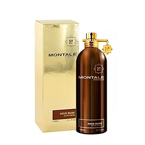 100% auténtico Montale AOUD MUSK Eau de Perfume 100ml Hecho en Francia