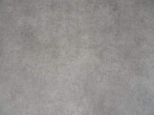 PVC Bodenbelag in antikem Beton (5,75€/m²), Zuschnitt (4m breit, 1,5m lang)