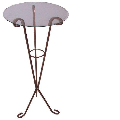 Vendilo Tavolino Portavaso ferro ingresso arredo colonnina portachiavi