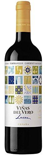 6x 0,75l - 2016er - Viñas del Vero - Luces - Tinto - Somontano D.O. - Spanien - Rotwein trocken