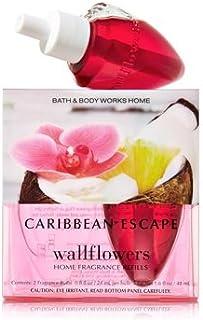 Bath & Body Works【バス&ボディーワークス ルーム フレグランス 詰め替え用 2本セット カリビアンエスケープ】並行輸入品