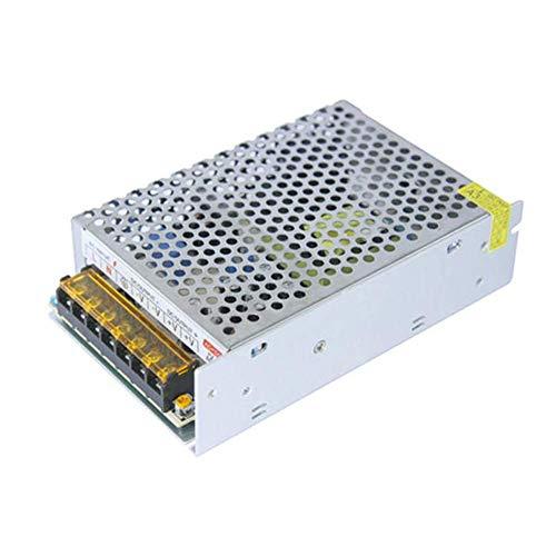 LIPENLI Universal AC85 265V Interruptor de DC 5V 10A 50W Fuente de alimentación del Transformador Adaptador de Tira del LED Accesorios de iluminación