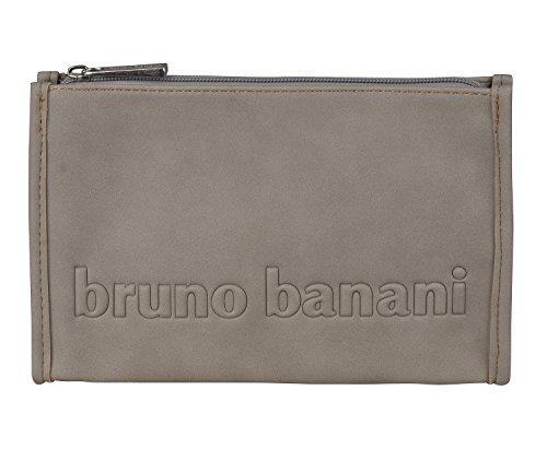 bruno banani Kulturtasche Kulturbeutel Kosmetiktasche Taupe 7229