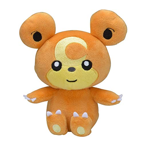 Pokemon Center Original Plush Doll fit Teddiursa