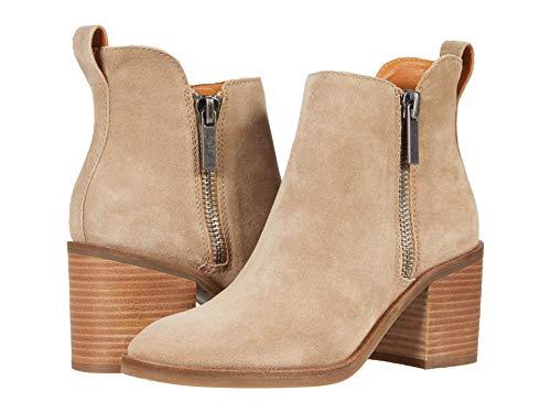 Lucky Brand Women's WALBA Bootie Fashion Boot, Dune, 9.5