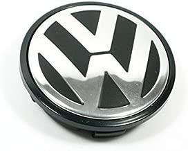 SQKJ for Volkswagen Caddy,EOS,Golf,Jetta,Passat CC,Phaeton,Scirocco,Sharan,Tiguan,Touran,Transporter 65MM Hubcap Wheel Center Cap - Part Number 3B7-601-171 (1 Piece)