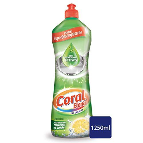 Coral Original 3022068 - Lavavajillas mano, 1000 + 250 ml