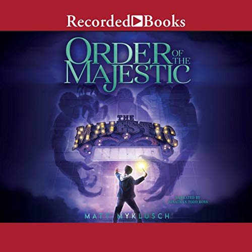 Order of the Majestic cover art