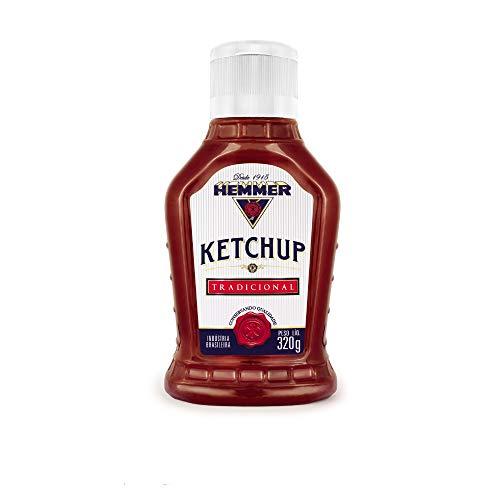 Ketchup Tradicional Hemmer Bisnaga 320g