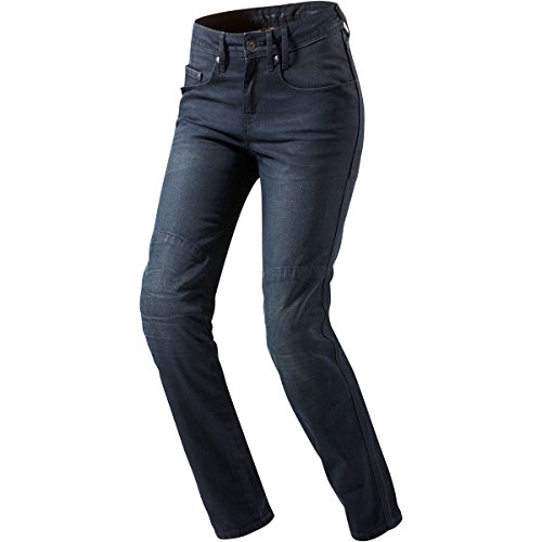 Revit Motorrad Jeans Broadway Damen, Größen 27/32