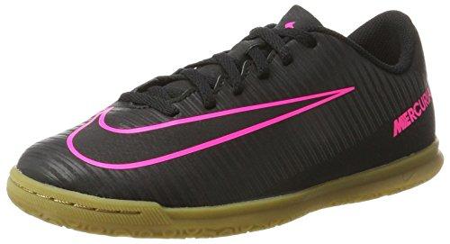 Nike - JR MercurialX Vortex Iii IC - 831953006 - Farbe: Schwarz - Größe: 35.0