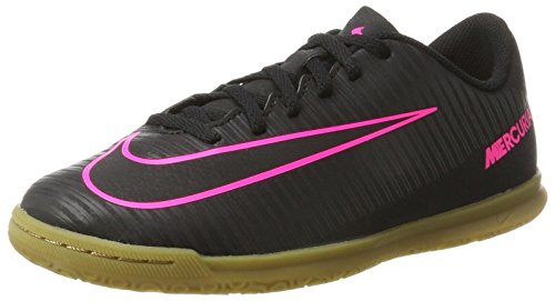 Nike - JR Mercurialx Vortex III IC - 831953006 - Color: Nero - Size: 36.0