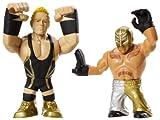 WWE Rumblers Twin Figure Pack - Rey Mysterio & Jack Swagger