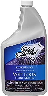 Black Diamond Stoneworks Wet Look Natural Stone Sealer
