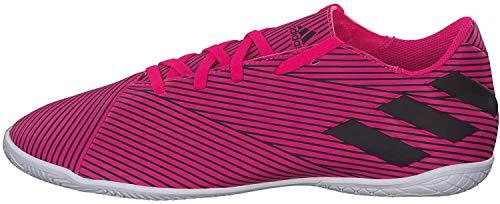 adidas Performance Nemeziz 19.4 Indoor Fußballschuh Herren pink/schwarz, 10.5 UK - 45 1/3 EU - 11 US