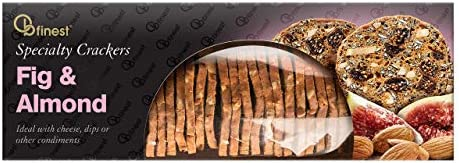 OB FINEST Obf Specialty - Fig & Almond, 150 g