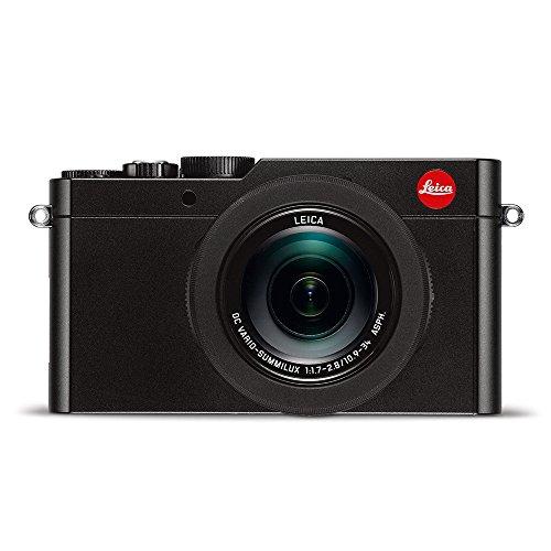 Leica  D-LUX Typ 109 18470 Kompaktkamera (12,8 MP, 3,1x optisch Zoom, 7,5 cm (3,0 Zoll) Display, LCD) schwarz