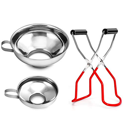 Canning Funnels with Jar Lifter,