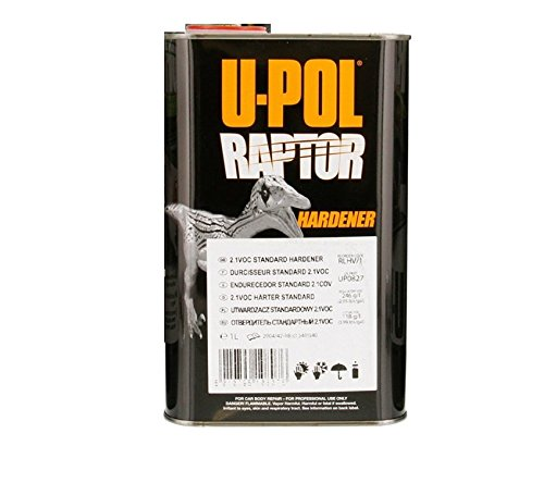U-POL Tintable Spray On BED LINER Kit