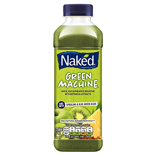 Naked Green Machine Apple, kiwi & pineapple Smoothie 750 ml