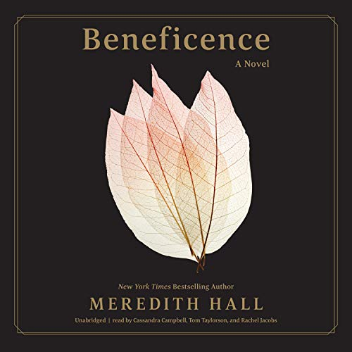 Beneficence Audiobook By Meredith Hall cover art