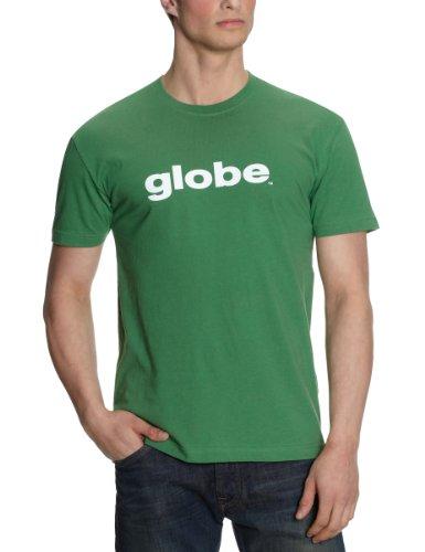 Globe BRANDED SS Tee t-shirt Homme Vert anis XL