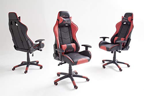MC Racing 5 Gamingstuhl Bild 3*